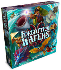 FORGOTTEN WATERS: A Crossroads Game by Plaid Hat FACTORY SEALED ~ NEW RELEASE ~