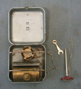 vintage used Optimus 8 R Sweden camping hiking stove