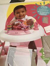 Baby development walker adjustable activity speedster learning toys sit Girls