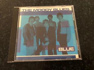 THE MOODY BLUES - Blue - CD