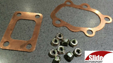 SR20DET Manifold to Turbo Gasket turbo elbow T2 T28 200sx S13 S14 S15 M8 Locking
