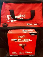 "Milwaukee 2767-20 M18 FUEL High Torque ½"" Impact Wrench with Friction Ring + BAG"