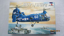 Piasecki  HUP1/HUP2  NAVY  Helicopter    1/72  Amodel #  72136