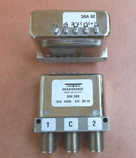 1pc Renaissance Sw-308 20V/4Ghz N Rf coaxial switch