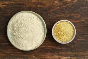 Just Gluten free Organic Millet flour 3kg