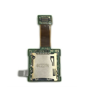 TF Modules Card Reader Card Slot Flex Cable For Nintendo New 3DS