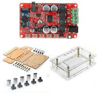 25W+25W TDA7492P 4.0Audio Bluetooth Receiver Digital Amplifier Board Acrylic Box