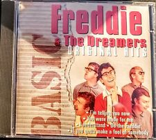 "FREDDIE & DREAMERS - ORIGINAL HITS - CD - "" NEW ""  18 TRACKS"