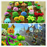 Toy Plants vs Zombies 2 PVZ Figures Plush Baby Staff Stuffed Soft Doll 13CM-35CM