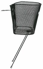 M-Wave Wire Bicycle Basket New Free Shipping USA