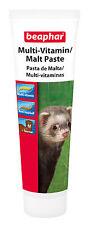 Beaphar Multi-Vitamin Malt Paste for Ferrets 100g, Minerals & Vitamins