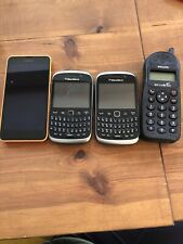vintage mobile phones joblot