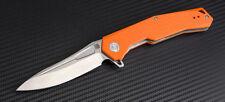 Artisan Cutlery Knife Zumwalt D2 Orange G10 1808P-Oef - Authorized Dealer