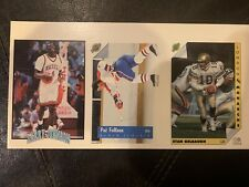 New listing Ultimate Trading Card Company Uncut Promo Cards