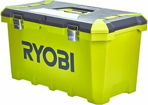 "Ryobi 22"" Toolbox Hard Tool Storage Box Case RTB22INCH, Brand New"