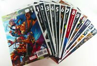 Marvel THE ULTIMATES 2 (2005) #1-13 + #1 SKETCH VARIANT AVENGERS VF/NM to NM