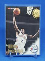 1996-97 SkyBox Hoops Allen Iverson RC, Rookie Card, Philadelphia 76ers
