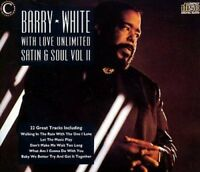 Barry White Satin & soul II (with Love Unlimited) [2 CD]