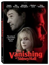 THE VANISHING OF SIDNEY HALL New Sealed DVD