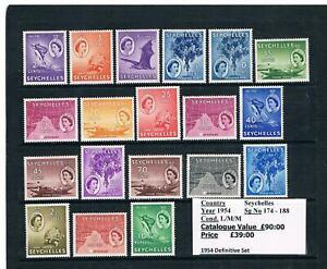 GB Empire & Commonwealth Stamps - Maldives, Mauritius, Seychelles