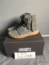 Adidas Yeezy Boost 750 gris clair Glow in the Dark Gum UK8/US8.5