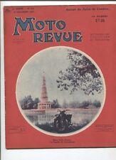 Moto Revue N°562  ; 9 décembre 1933 :  8 pages sur le salon de Londres