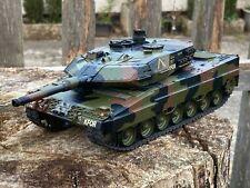 1/35 SCALA Tamiya 48204 Leopard 2A5 Tank German radiocomando 27A MHz