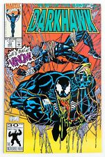 Darkhawk #13 (1991 Marvel) Spider-Man/Venom! Unread issues! NM
