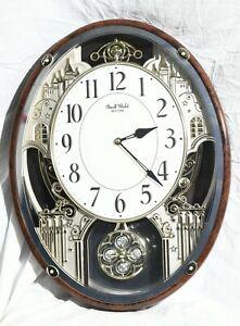 "Small World Rhythm Clock ""Chateau"" Musical Motion Clock"