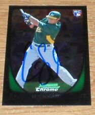 Brewers Eric Sogard RC Autographed Card