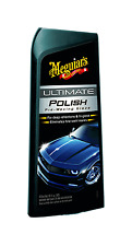 Meguiars ultimative Lackpflege Politur + Öl  Ultimate Polish Lackpolitur 473ml