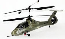 E-Sky RC Helicopter Co-Comanche 4CH 35MHz RTF, brand new, Dark Green Color