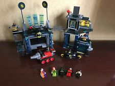Rare Unboxed Lego 6860 Super Heroes The Batcave - Free P&P