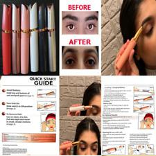Women's Painless Electric Eyebrow Hair Remover Brows Facial Trimmer Epilator UK