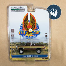 1/64 Scale 1982 GMC K-2500 / Fall Guy Stuntman Association