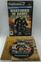 Brothers in Arms: Road to Hill 30 Video Game for Sony PlayStation 2 PS2 PAL