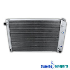 73-78 GMC Jimmy Chevy Blazer Pickup 3-Row Core Racing Aluminum Cooling Radiator