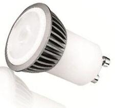 2 x AURORA AUMR11GU4A40 4W MR11 GU10 LED Lamp Light Bulb Cool White 4000K