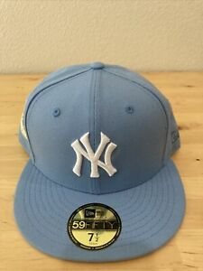 Hat Club SHOCK DROP Exclusive Yankees World Series 1962 Patch 7 1/2