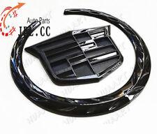 "Cadillac Chrome Wreath Crest 4"" Turck Grill Grille 3D Logo Emblem Badge Sticker"