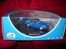 Vintage Blue Renault Alpine A106 1955 Model Car in Box