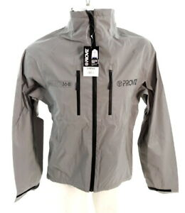 PROVIZ Reflect360 Cycling Jacket Reflective Grey UK-10/US-6 Women`s