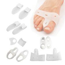 12Pcs Silicone Big Toe Hallux Valgus Corrector Bunions Treatment Separator