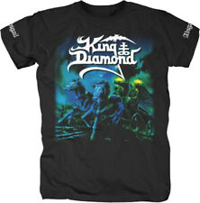 KING DIAMOND Abigail T SHIRT S-M-L-XL-2XL Brand New Official Bravado Merchandise