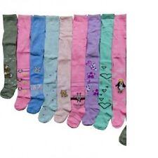 Lustig YSN Home Collection Conte-Kids Strumpfhosen aus Baumwolle f/ür Baby M/ädchen Tweet Pink Rosa Vogel Bird