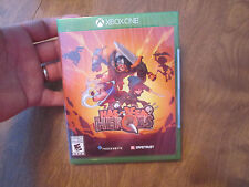 HAS-BEEN HEROES XBOX ONE MICROSOFT EXCLUSIVE GAMETRUST RARE ONE LAST EPIC QUEST