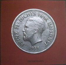 """Prinz Pi, """"Nichts war Umsonst"""", Promotion- CD/Pressemappe für Sammler"""