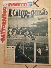 Il Calcio e Il Ciclismo Illustrato N.13 Anno 1952 Piola 301