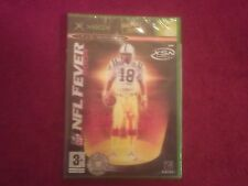 NFL FEVER 2004 NEW AND SEALED  MICROSOFT XBOX PAL