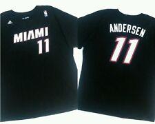 Chris Andersen Miami Heat Adidas Mens Jersey T Shirt Size 2XL